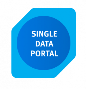 Icon von Single Data Portal