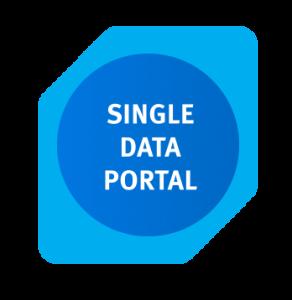 Icon von Single Data Portal